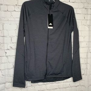 NWT Adidas Zip Up Jacket
